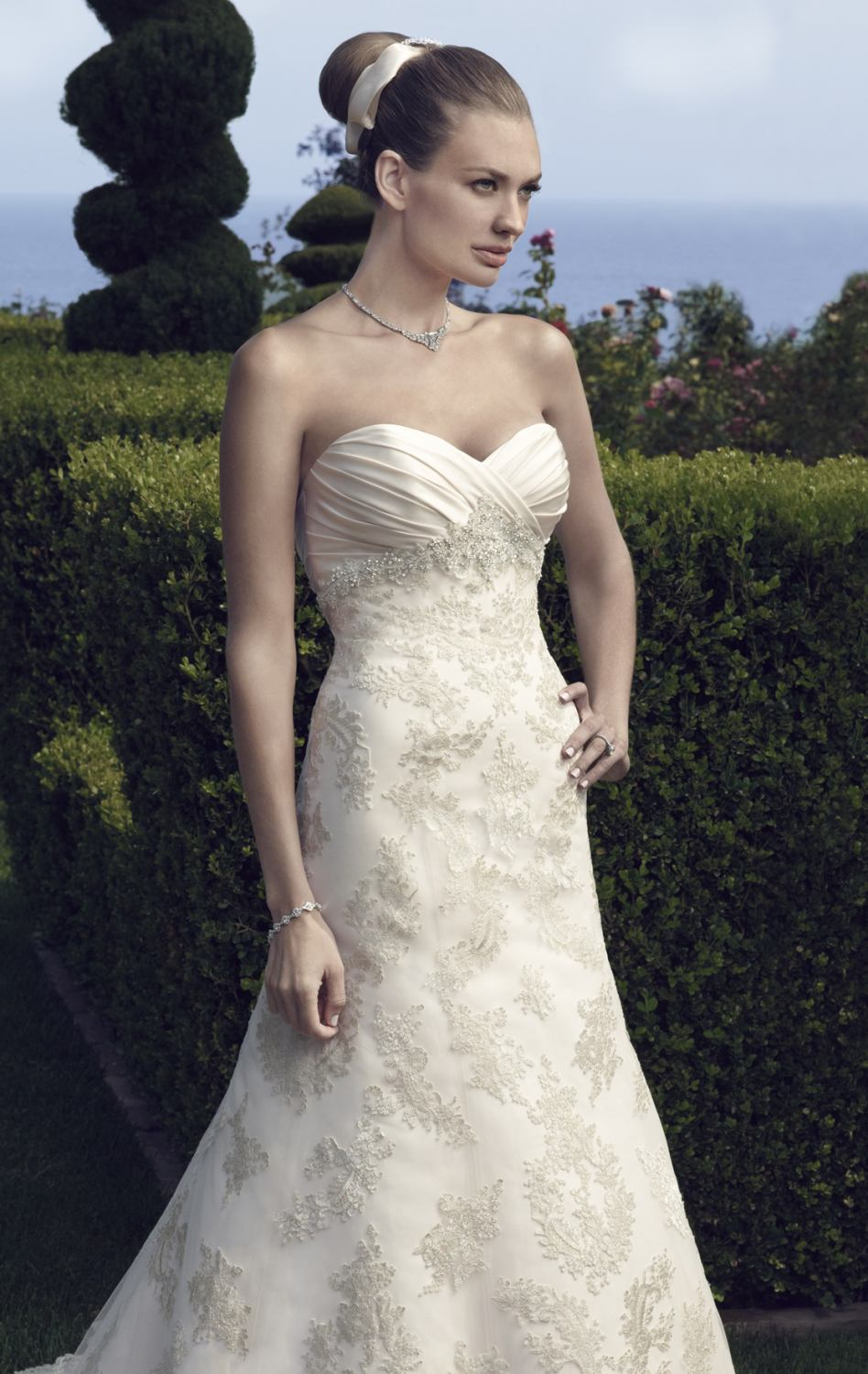 2161 by casablanca bridal