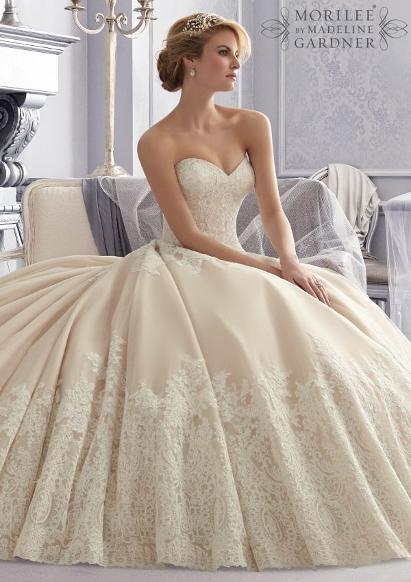 Mori Lee Bridal Gowns – Virginia\'s Bridal