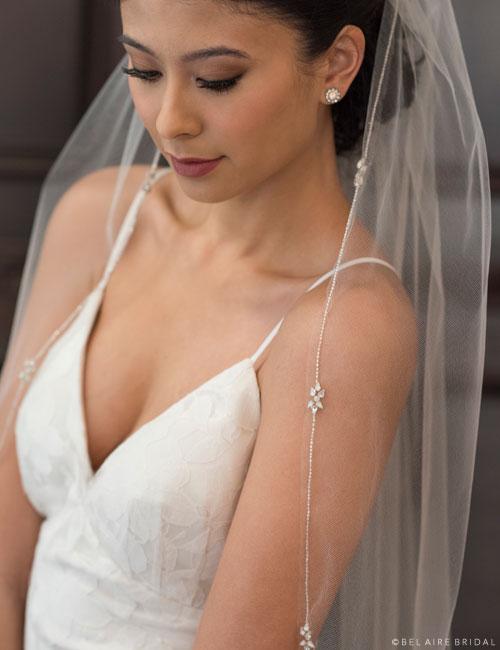 Bel Aire Bridal V7374