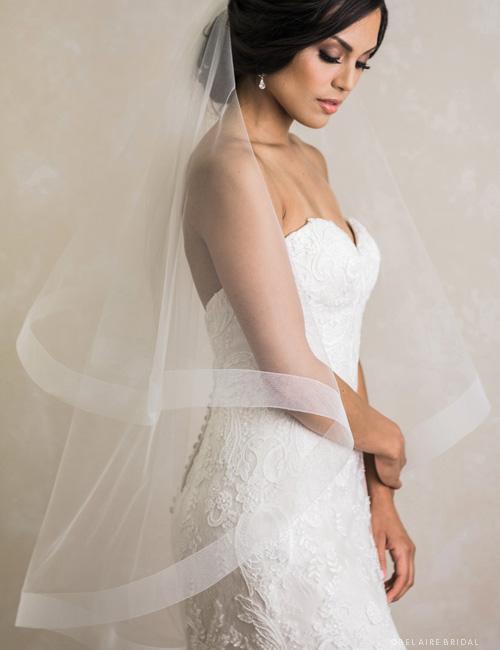 Bel Aire Bridal V7388