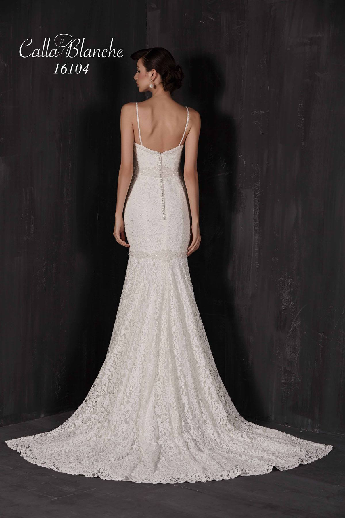Calla blanche bridal gowns for Unique wedding dresses toronto