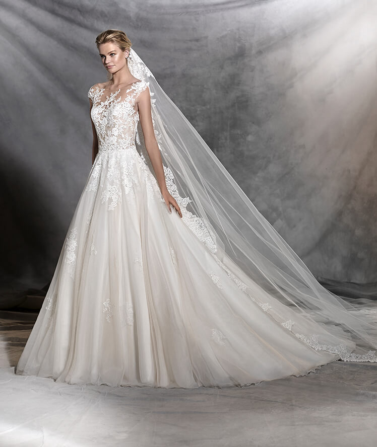 Bridal Designer Pronovias Spring Collection