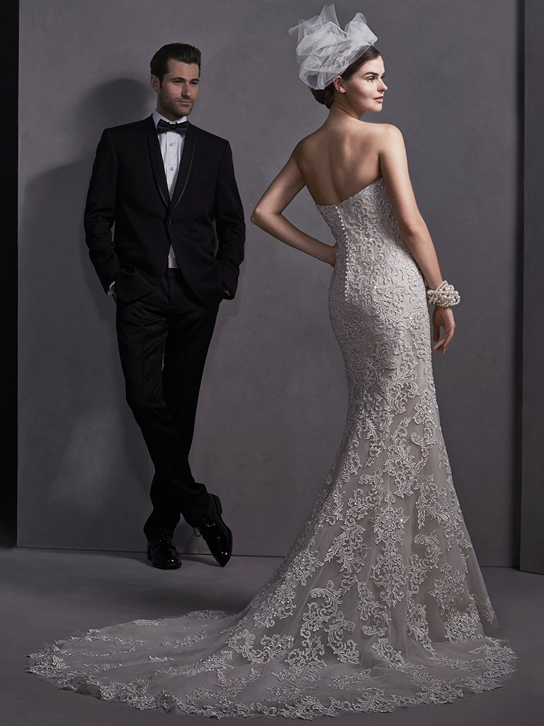 Sottero and Midgley Stella 5SS114LU back 1