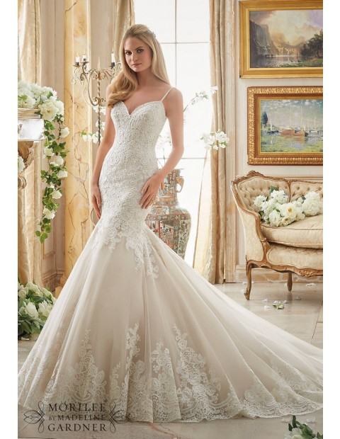 mori lee 2871 wedding dress 01.1978