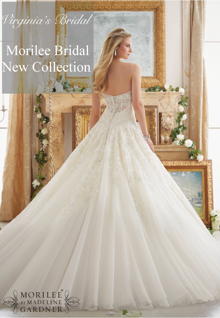 New Arrival from Morilee Bridal Gown
