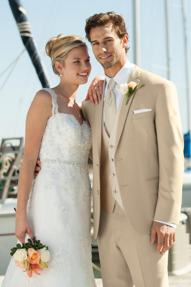 wedding suit tan havana 252 1