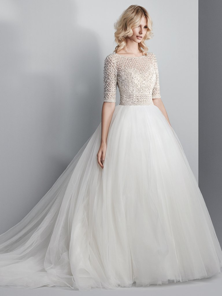 Sottero and Midgley Wedding Dress Allen 7SS611 Alt1