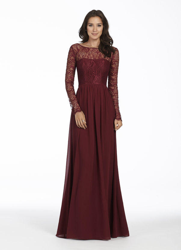 hayley paige occasions bridesmaids and special occasion fall 2017 style 5751 2